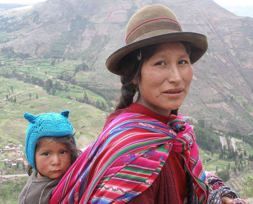 Chile wakacje Indianie