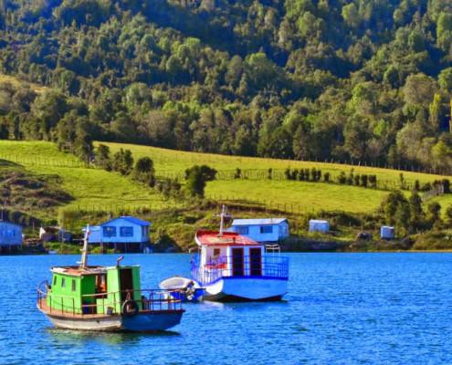 Chile wycieczki Ziemia Ognista