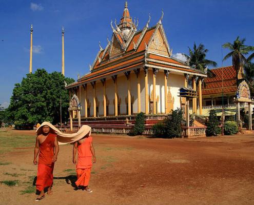 Kambodża wczasy indywidualne