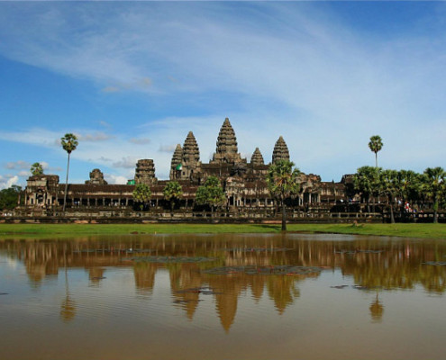 Kambodża atrakcje Angkor Wat
