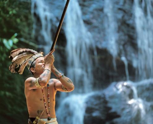Borneo Malezja wakacje. wycieczki indywidualne. Atrakcje