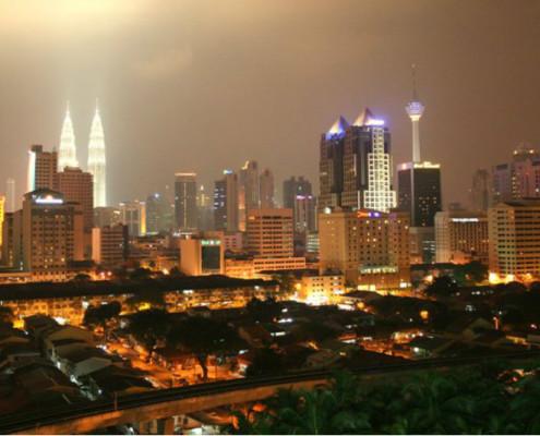 Malezja wakacje. wycieczki indywidualne Kuala Lumpur