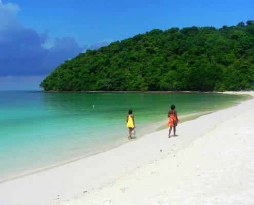 Malezja wakacje plaże