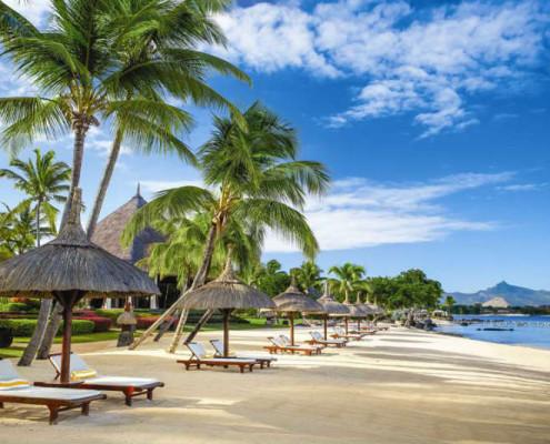 Mauritius podróże poślubne