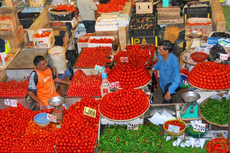 Mauritius wakacje niezapomniane wycieczki top travel - Mauritius market port louis ...