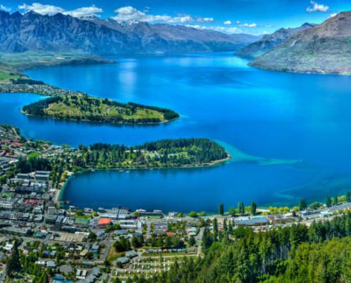 Nowa Zelandia wczasy indywidualne