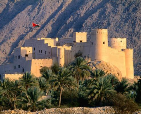 Oman wakacje