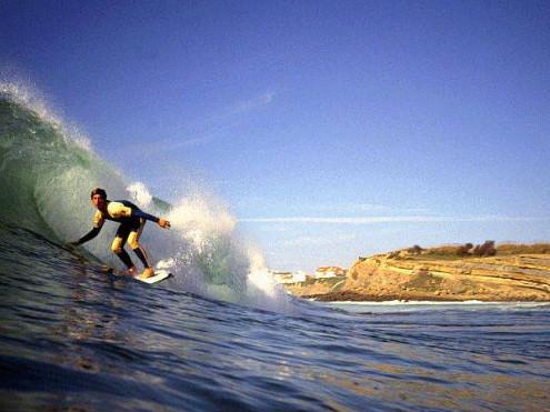 Portugalia wycieczka indywidualna surfing