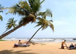 Sri Lanka plaże promocja