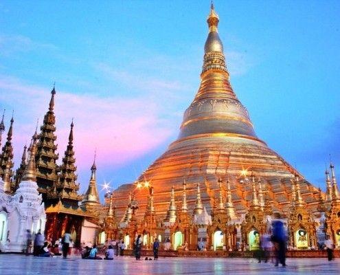 Wakacje Birma wycieczki