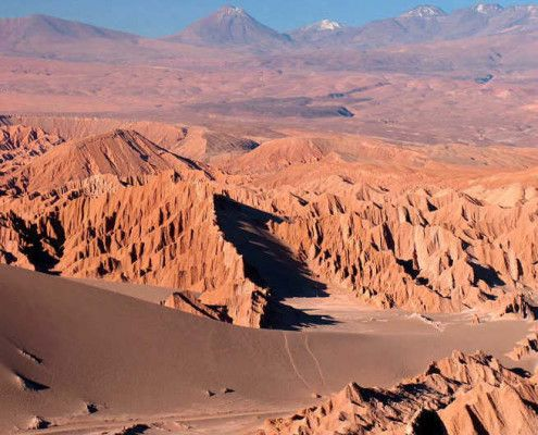 Wakacje Chile atrakcje pustynia Atakama