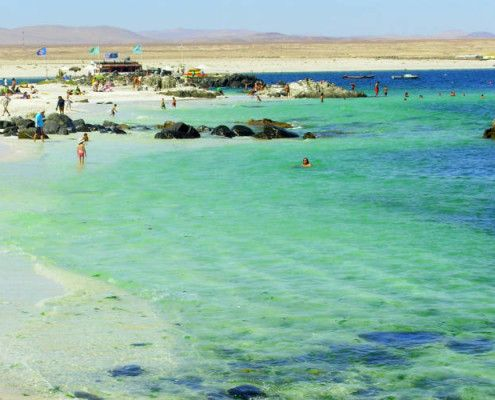 Chile wakacje plaże