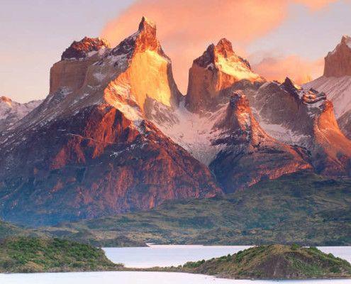 Chile wycieczki Andy