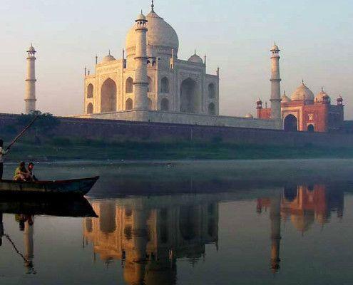 Wczasy Indie