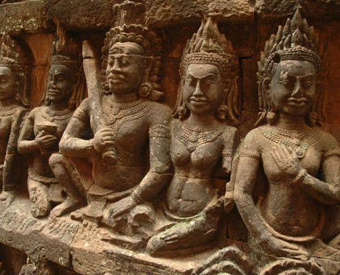 Kambodża wycieczki objazdowe