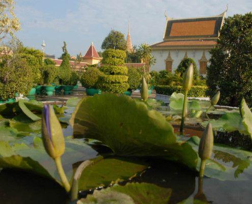 Kambodża wczasy