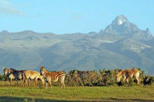 Kenia wycieczka Mount-Kenia trekking