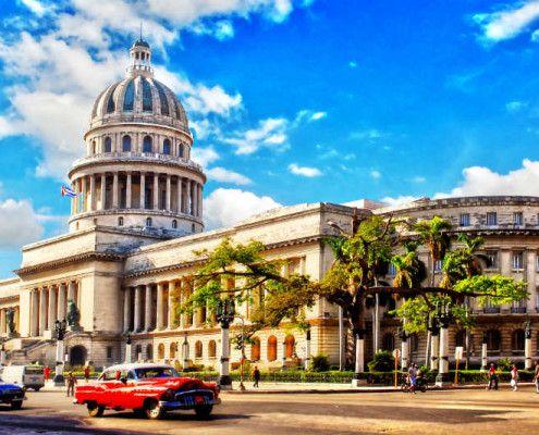 Kuba wakacje wycieczki Hawana