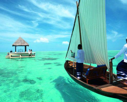 Egzotyczne wycieczki Malediwy