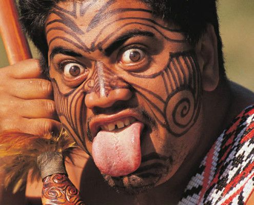Wakacje Nowa Zelandia wczasy indywidualne Maorys