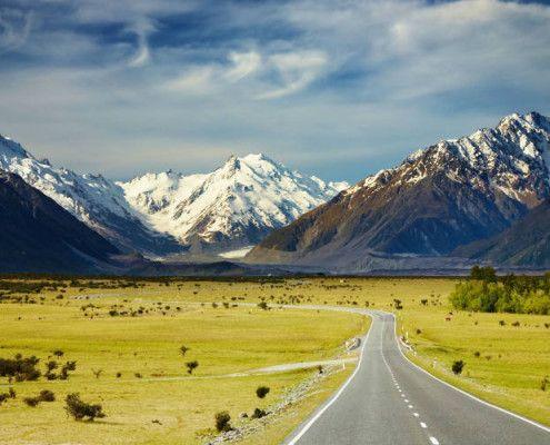 Nowa Zelandia wycieczki dla aktywnych