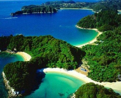 Nowa Zelandia Wycieczki