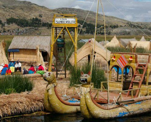 Peru atrakcje