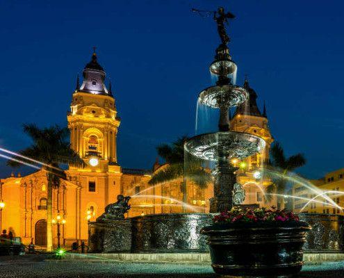 Peru wycieczka objazdowa