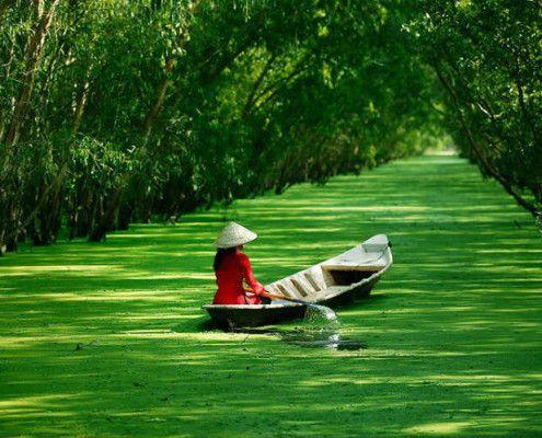 Wietnam egzotyczne wycieczki łodziami. TOP TRAVEL Ekskluzywne wakacje Azja.