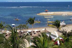 Wakacje Bali. bali hotel na plaży