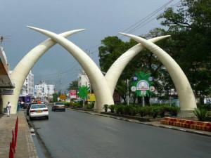 Kenia atrakcje Mombasa