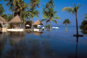 Wczasy Lombok hotel oberoi resort