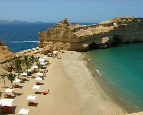 Wakacje Oman Hotel-Shangrila