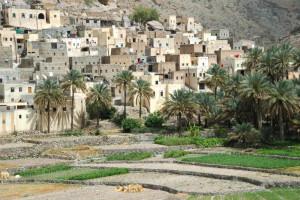 Oman atrakcje