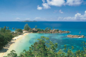 Wczasy Seszele wyspa Praslin hotel-lemuri