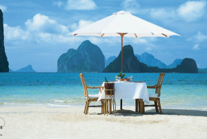 Romantyczne hotele Wczasy Filipiny plaże Hotel El Nido Resorts