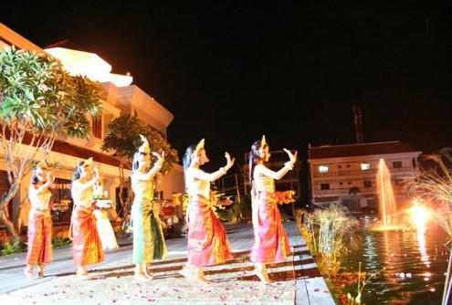 Wczasy Kambodża podróże hotel-Victoria-Angkor