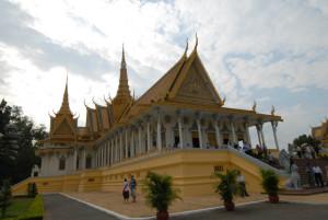 Kambodza wczasy wycieczki ze zwidzaniem: Phnom Pehn