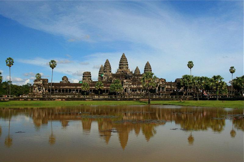 Kambodża wycieczki indywidualne. Angkor Wat, Atrakcje