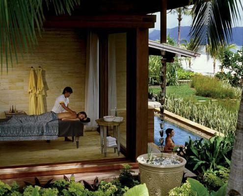 Luksusowe wczasy Malezja Hotel-Four-Seasons