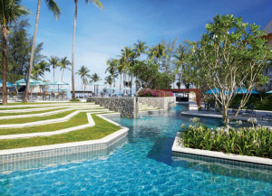 Wycieczki Wczasy Tajlandia Phuket Hotel-Outrigger-Laguna. Tajlandia z dziećmi
