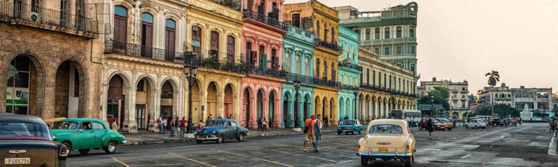 Kuba wakacje
