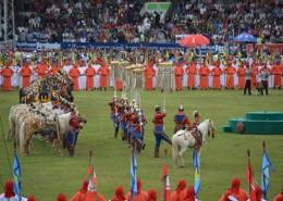 Wycieczka Mongolia Festiwal Naadam