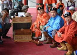 Mongolia Wakacje FESTIWAL STROJÓW DEELTEI