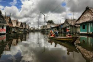 Peru atrakcje Iquitos