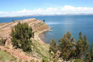 Wycieczki Peru atrakcje Jezioro Titicaca