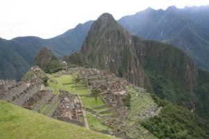 Wycieczki Peru atrakcje Machu Picchu