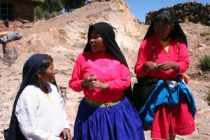 Wakacje Peru atrakcje wyspa Taquile