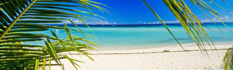 Plaże Saint Martin wakacje