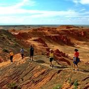 Wakacje Mongolia Park Narodowy Terelj